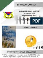 HIP LDP Presentation