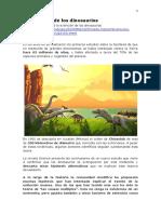 1.6.7 Meteoritos y La Extincion de Los Dinosaurios