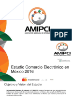 Estudio Comercio Electronico en Mexico 2016