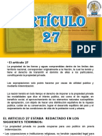 artriculo 27