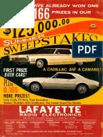 Lafayette 1968 Summer