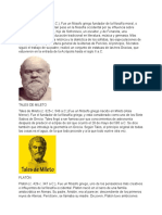 20 filosofos