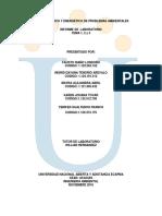 Informe Laboratorio Balance Masico y Energetico en Prob. Ambientales