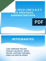 Empresa Gold Line s.a.s