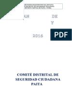 Plan Integral 2016