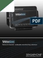 Web 600 Brochure