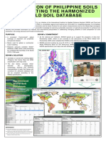 Correlation of Philippine Soils for Updating the Harmonized World Soil Database