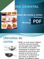 Cocina Oriental General