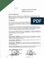 acuerdo de concejo Nº 005-2010-MM (club barcelona)