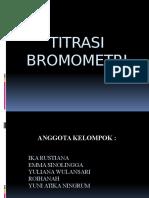 Bromometri Edit