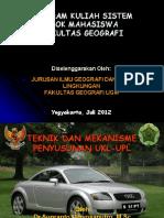 7 Mekanisme Penyusunan Ukl Upl 2012