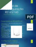 Config RE160 RE163