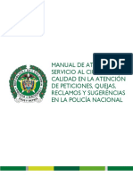 Manual Atención Al Ciudadano SPQRS