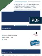 Aplicaciones y Proyecciones de Los Antagonistas Del Receptor de mineralocorticoides en el tratamiento de patologías cardiovasculares