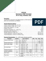 AF125 (NTE160)
