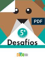 DESAFIOS Matemáticos - 5o.pdf