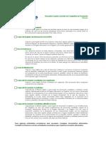 Recaudos Cuenta Corriente Compania Formacion Empresas