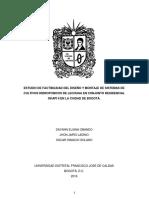 Estudio de Factibilidad Del Diseño y Montaje de Sistemas de Cultivos Hidroponicos de Lechuga en Conjunto Residencial Okapi II en La Ciudad de Bogotá