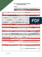 Planillas de Afiliacion Pos-2