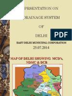Drainage System in Delhi