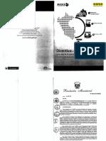 Sisfoh Directiva Regula Operatividad (Midis 2015)
