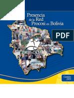 Presencia de la Red Procosi en Bolivia - 2009