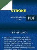 Stroke Vega