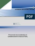 Prevencion de Accidentes en Gammagrafia Industrial