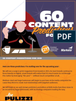 60 Content Predictions for 2015