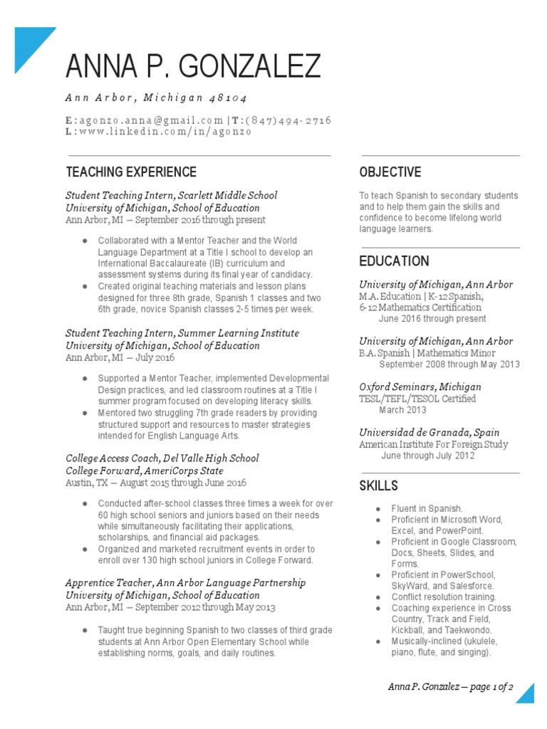 ib spanish curriculum 2013