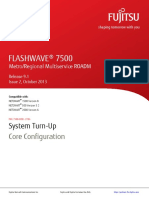 System Turn-Up_Core Configuration
