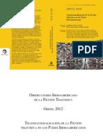 Trasnacionalizaci{on de a Ficción Televisiva en Los Países Iberoamericanos