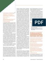 Descripción de un caso de trastorno del movimiento hipercinético en la enfermedad inflamatoria multisistémica de inicio neonatal o síndrome crónico infantil neurológico, cutáneo y articular