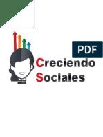 Plan de Trabajo- Lista Creciendo Sociales