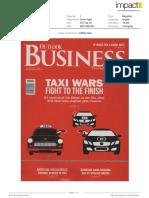 Taxi Wars