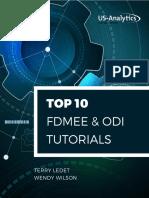 Data Integration_eBook_Top 10 FDMEE and ODI Tutorials