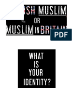 British Muslim Booklet