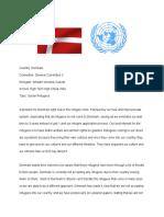 denmark-comittee3-ambahrpositionpaper