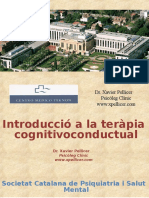 Introduccion a La Terapia Cognitivo - Conductual