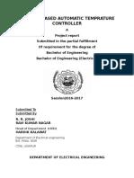 Ravi Project Report
