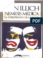Ivan Illich - Nemesis Medicanon
