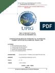 Proyecto de Innovacion Formulacion y Evaluacion de Proyectos 01-10-2015