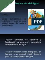 Proteccion Del Agua -