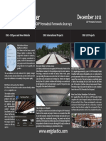 Cofraje Pierdute Pt Suprastructuri Poduri_EMJ Newsletter Dec 2012 - Permadeck