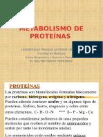 1. Bioq Teoria Metabol de Proteinas