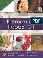 Cultured Foods eBook