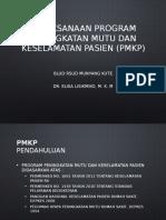 Presentasi Dr. Lisik Untuk Akreditasi