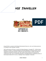 Savage Traveller (for Savage Worlds)