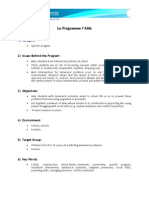 Le Programme l'Allié (English version)