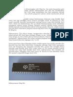 Mikroprosesor Zilog Z80 Dikembangkan Oleh Zilog Inc